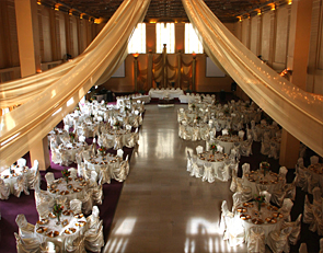 Fresno Reception Facilities Wedding Receptions Bankers Ballroom California