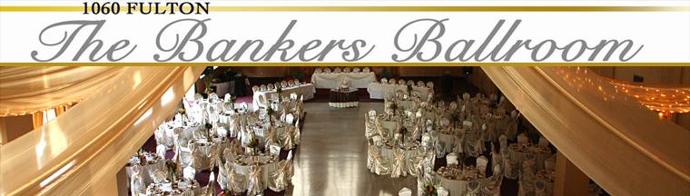 Fresno Reception Facilities, Fresno Wedding Receptions, Bankers Ballroom Fresno, California