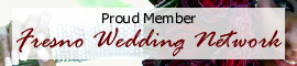 Fresno Wedding Network Member!