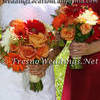 Colorful Bouquets With Reds, Oranges, Yellows