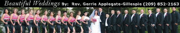 fresno wedding officiant
