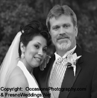 Jennifer and John - Real Fresno Wedding