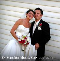 Justin & Erin's Wedding - Real California Wedding