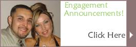 California wedding announcements
