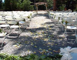 Paradise Springs Resort - Wedding Location California