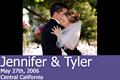 Jennifer & Tyler - Tulare Wedding