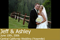 Ashley And Jeff - Yosemite Wedding