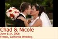 Chad And Nicole's - Fresno Wedding