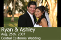 Ashley & Ryan's Real Wedding