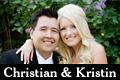 Christian And Kristin's Real Wedding, Sanger Wedding