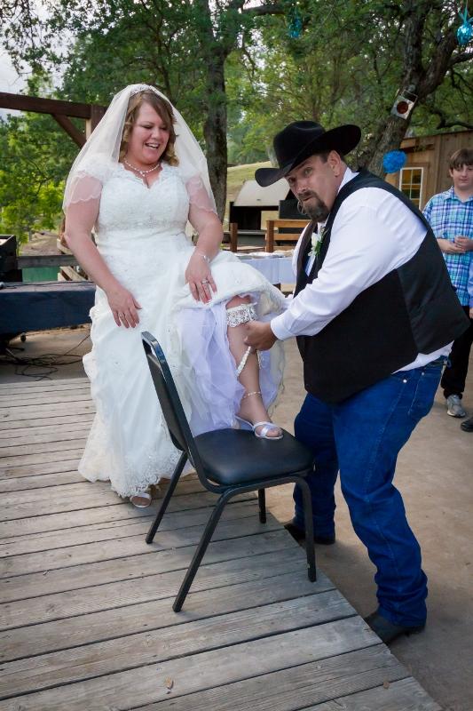 Wedding Hurst Ranch, Jamestown Wedding