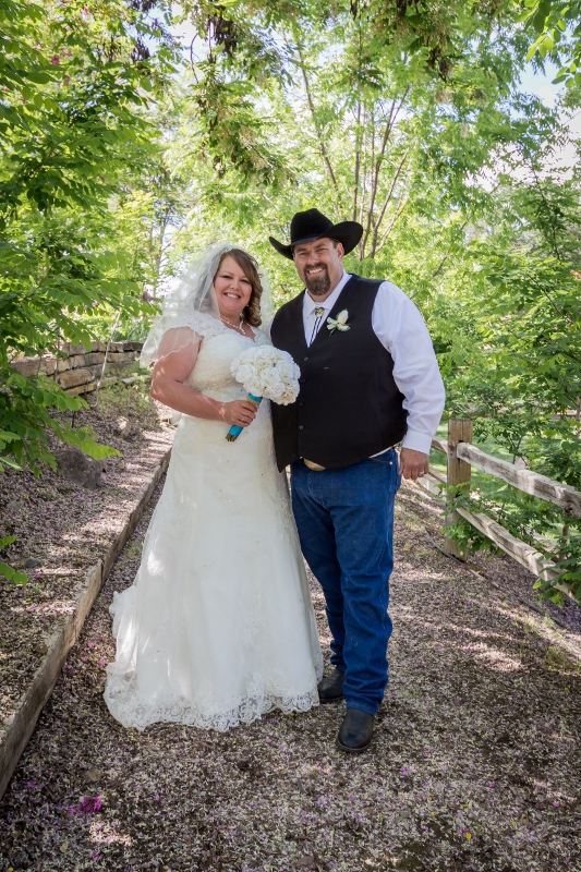 Greg And Stacy S Real Wedding Hurst Ranch Jamestown