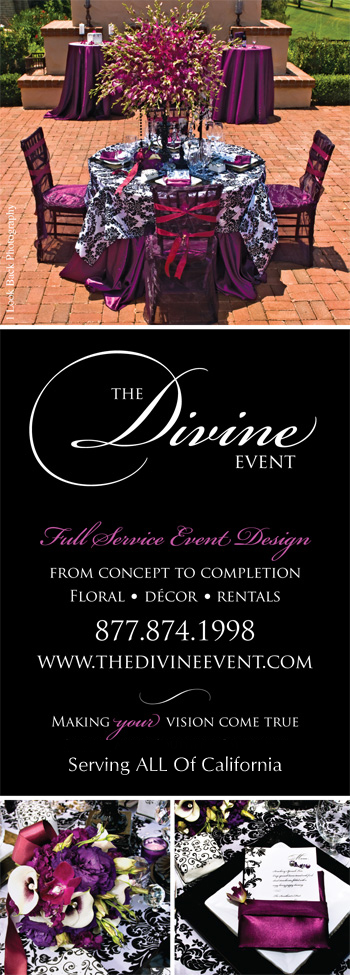 Enchantment Events & Design - California Wedding Consultant