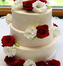 FRESNO WEDDING CAKES
