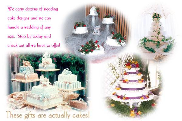 Wedding Cakes By Joann