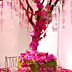 Fresno Wedding Reception Centerpiece Ideas