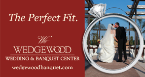 CLICK HERE For Wedgewood Wedding & Banquet Center - Offering Full-Service Catering Services!