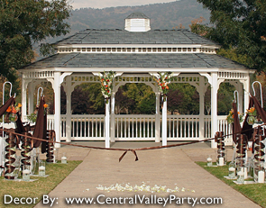 Outdoor Wedding Location And Reception Venue Wonder Valley Ranch Resort Northern California Central