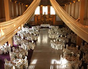 Fresno Reception Facilities Wedding Receptions Bankers Ballroom California
